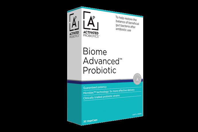 Activated Probiotics Biome Advance