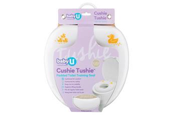 babyU Cushie Tushie Padded Toilet Training Seat