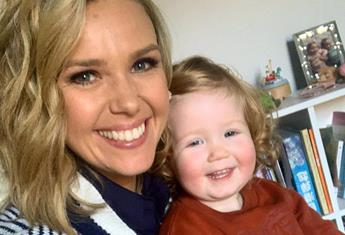 Edwina Bartholomew hits out at anti-vaxxers after getting her COVID-19 vaccine while pregnant with her second child