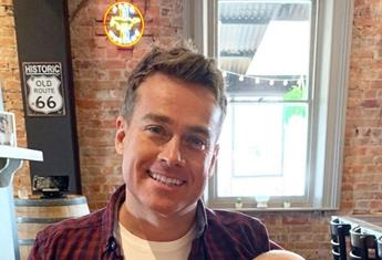 Grant Denyer shares exciting milestone with daughter Sunday