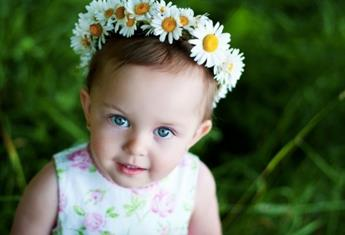 20 bloomin' beautiful Spring-inspired baby names and their meanings
