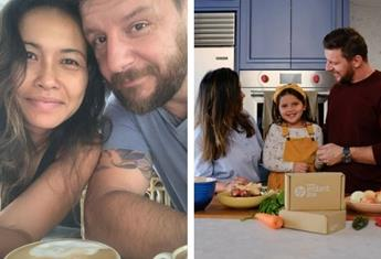 EXCLUSIVE: Manu Feildel opens up about life in lockdown and homeschooling his daughter