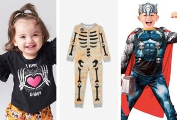 Get your spook on! This year's best Halloween costumes and outfits for kids