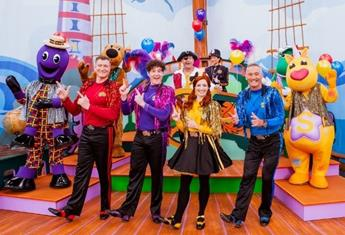 You're invited to the 'Biggest Wiggly Birthday Party' to celebrate 30 years of The Wiggles