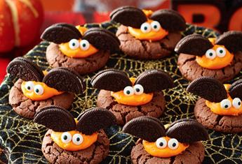 Impress the kids this Halloween by whipping up these fun spooky recipes!