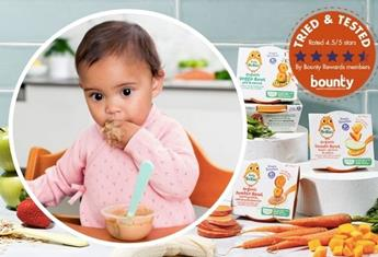 Trial Team: Bounty Parents have their say on Little Bellies Organic Smoothie Bowl – Banana, Apple and Oats